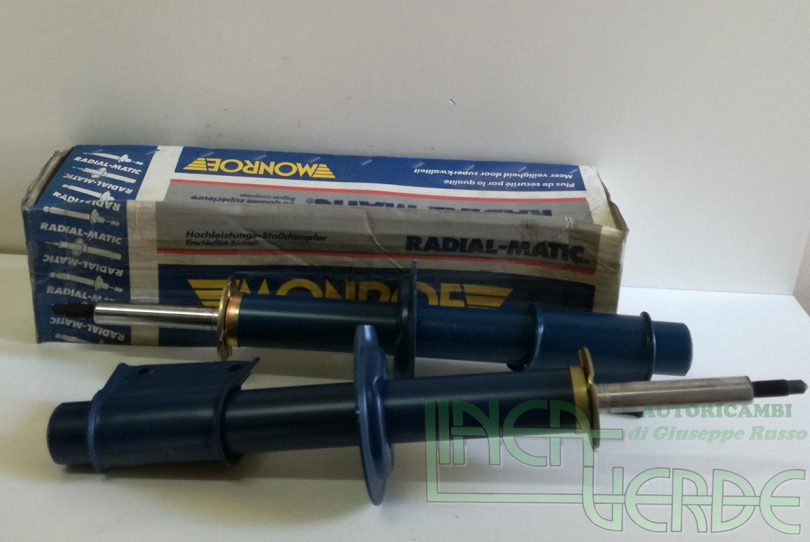 Coppia Ammortizzatori Anteriori MONROE 401008RM FIAT