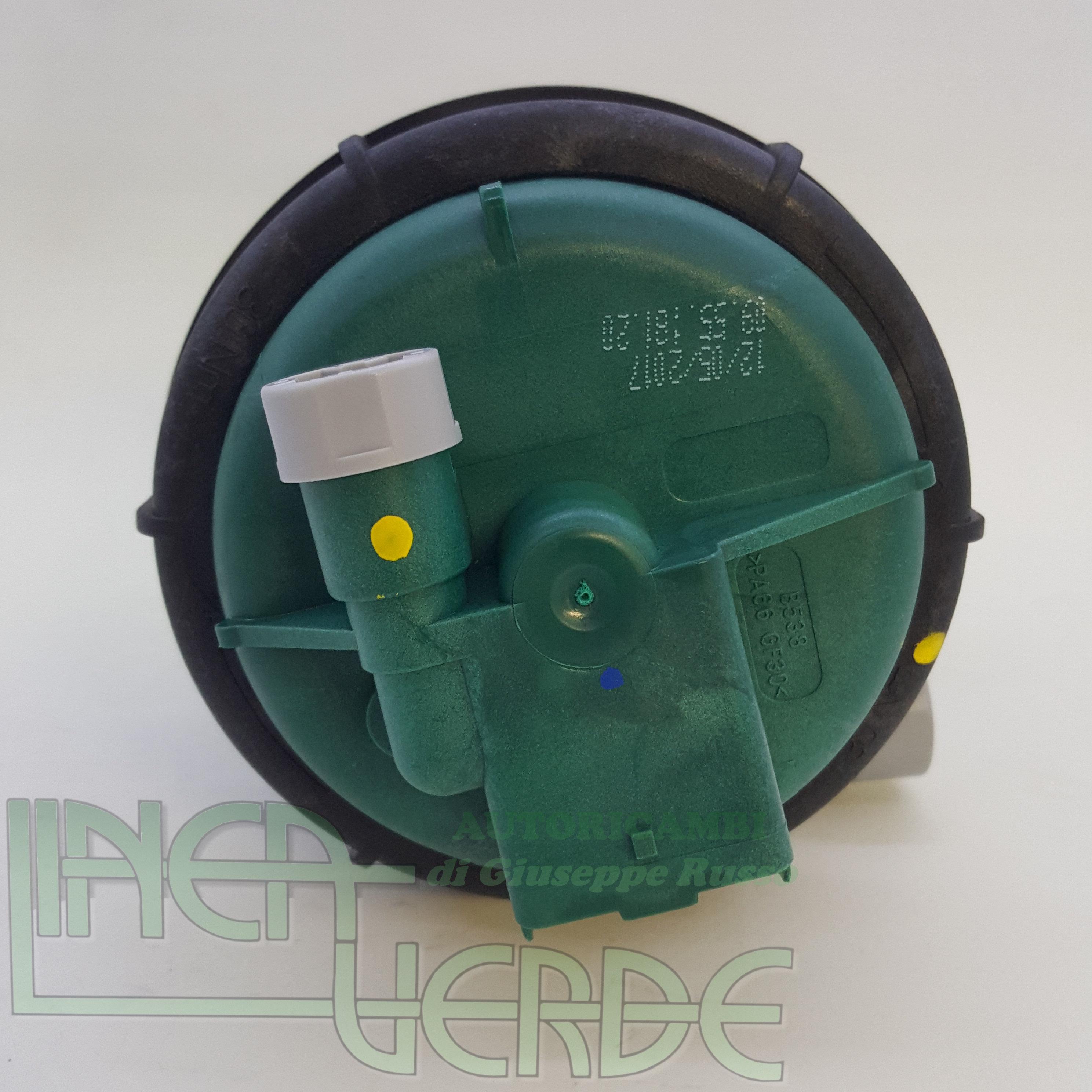 FILTRO GASOLIO COMPLETO FIAT IDEA 1,3 MULTIJET 51776608 UFI 5518100-235518120