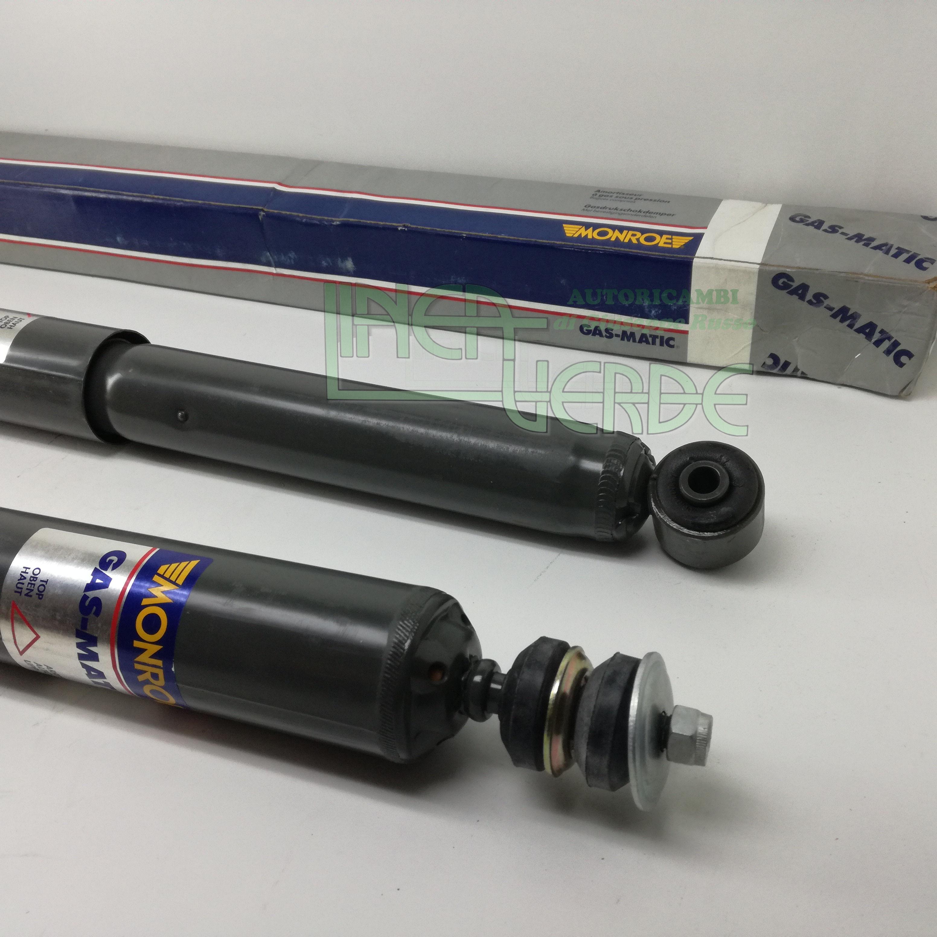 BLLGH Coppia ammortizzatori Post OPEL CORSA D Benzina 2006/>