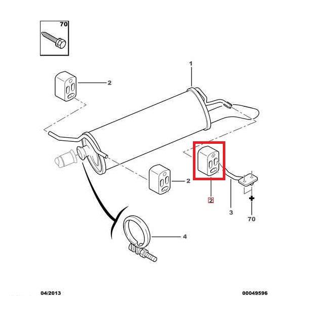 supporto silenziatore lmarmitta citroen xsara picasso citroen jumper 2007  wiring diagram
