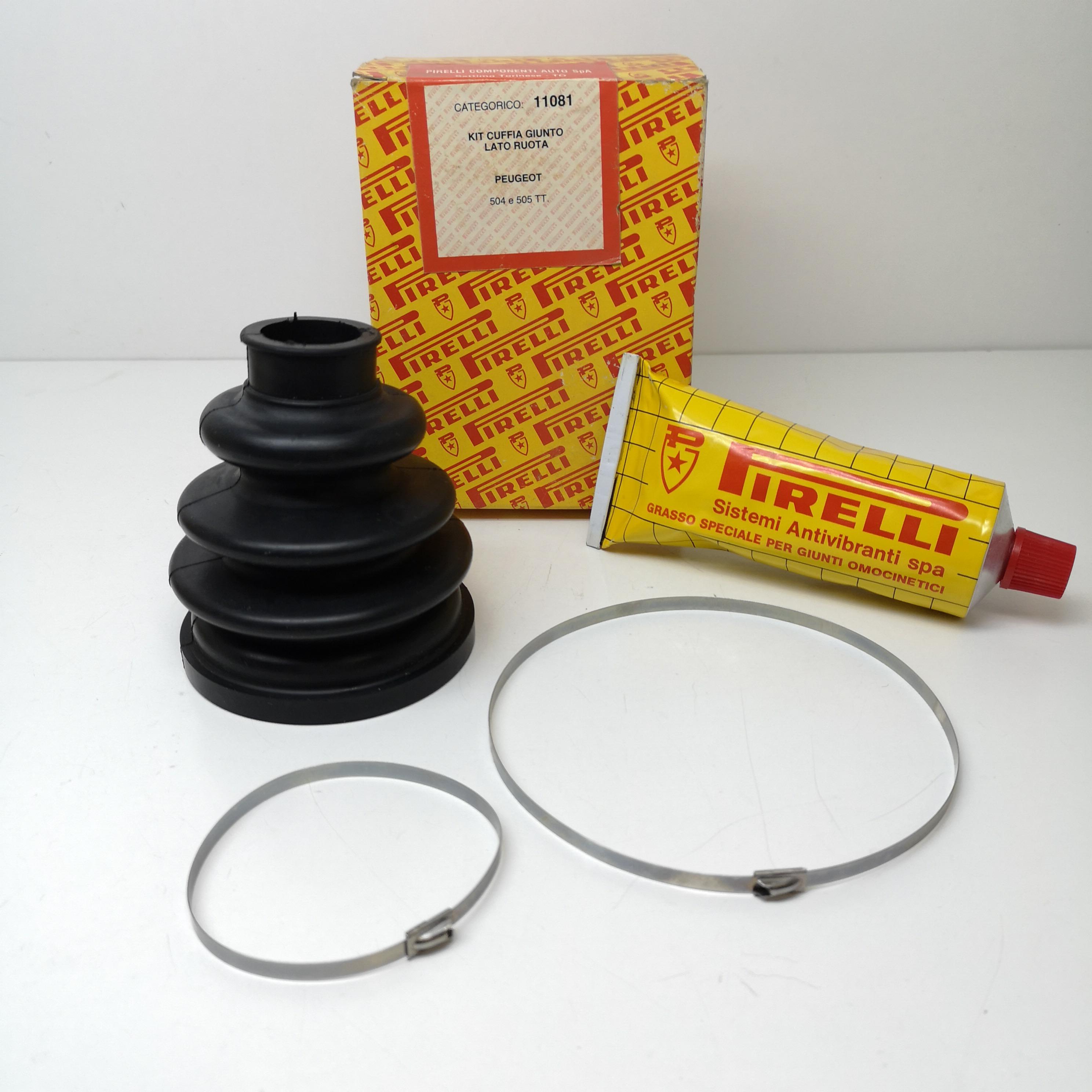 Spidan Achsmanschette getriebeseitig Citroen Ax Saxo Peugeot 106