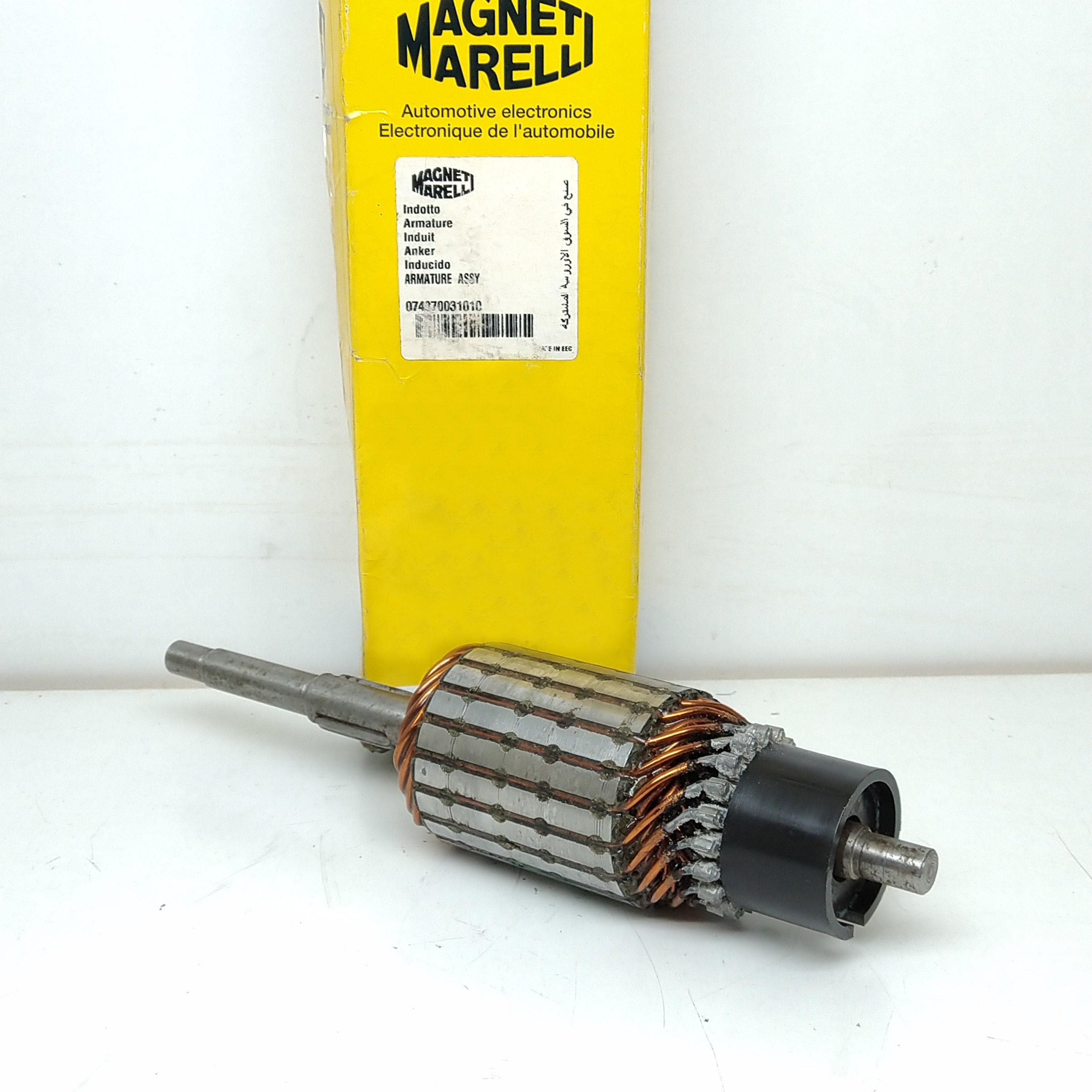 Rotor pour Alternateur Marelli Fiat 500 126
