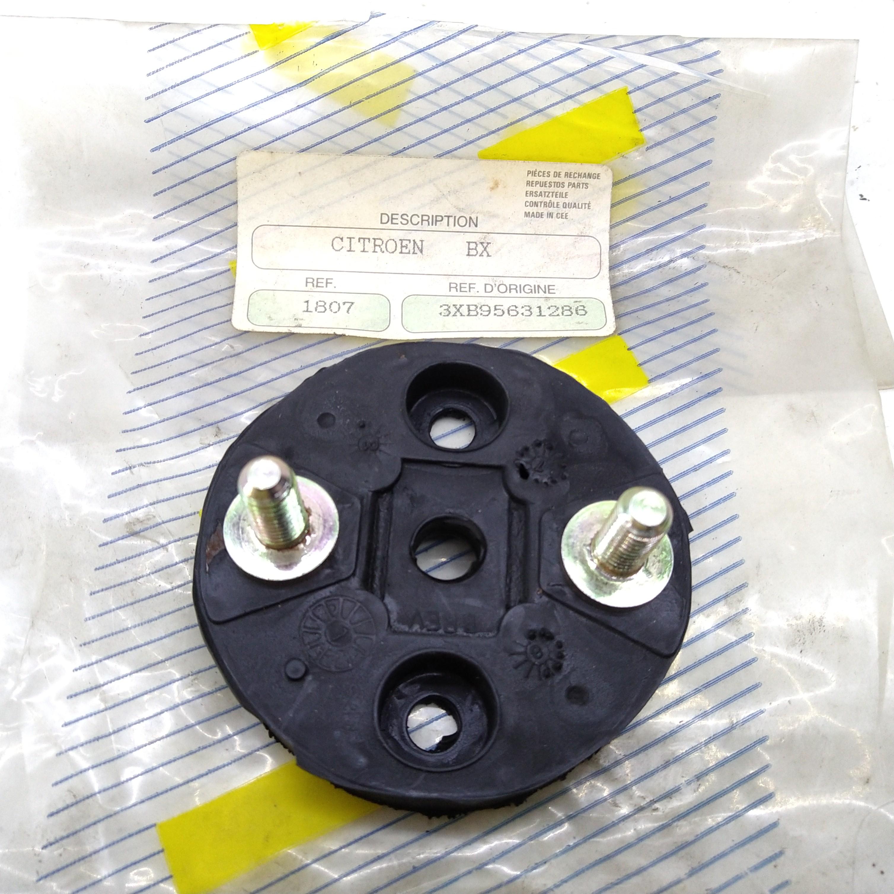 CITROEN BX 1.8D Steering Column Coupling 85 to 94 QH 404014 404015 95631286 New