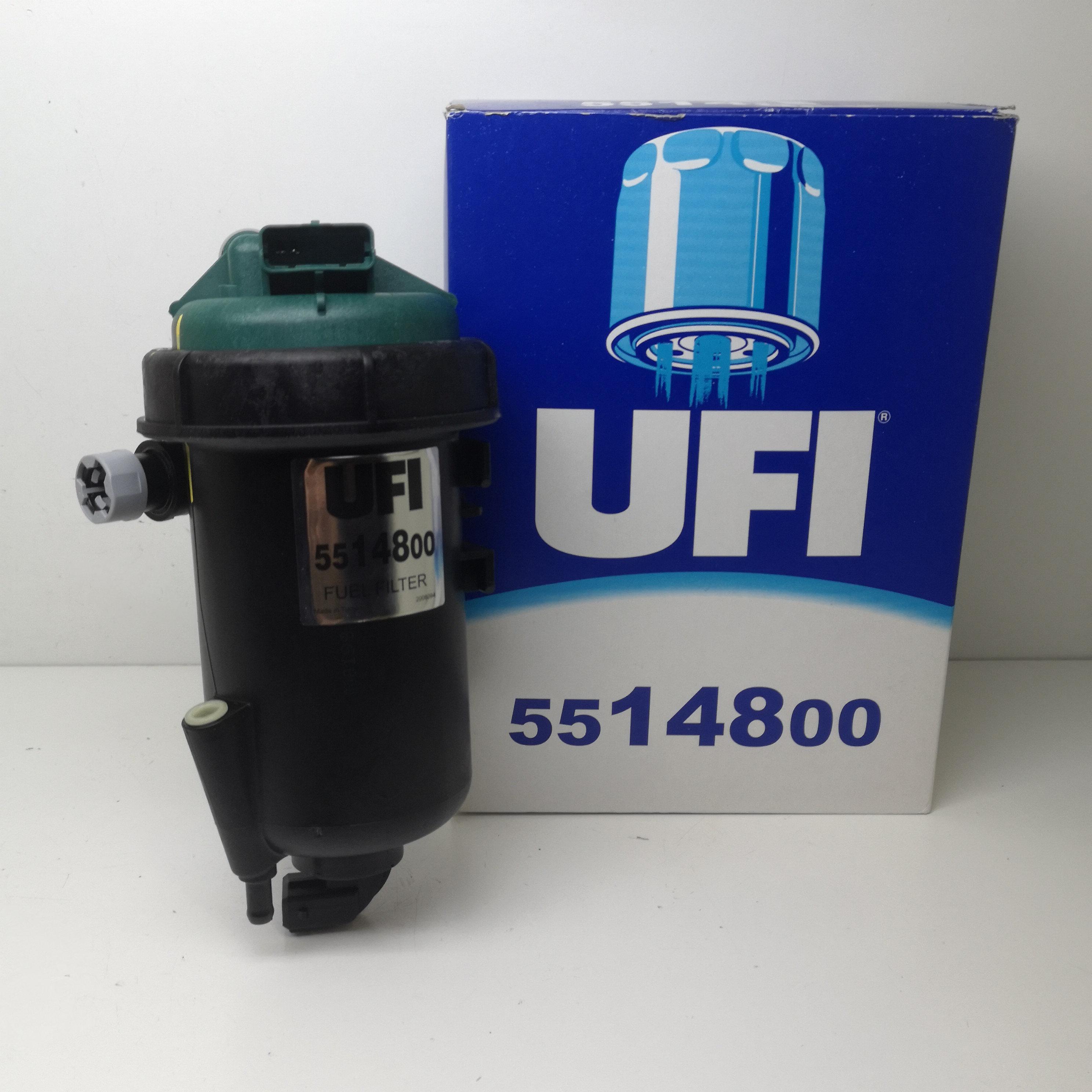 Filtro carburante UFI 55.127.00 CITROEN FIAT PEUGEOT