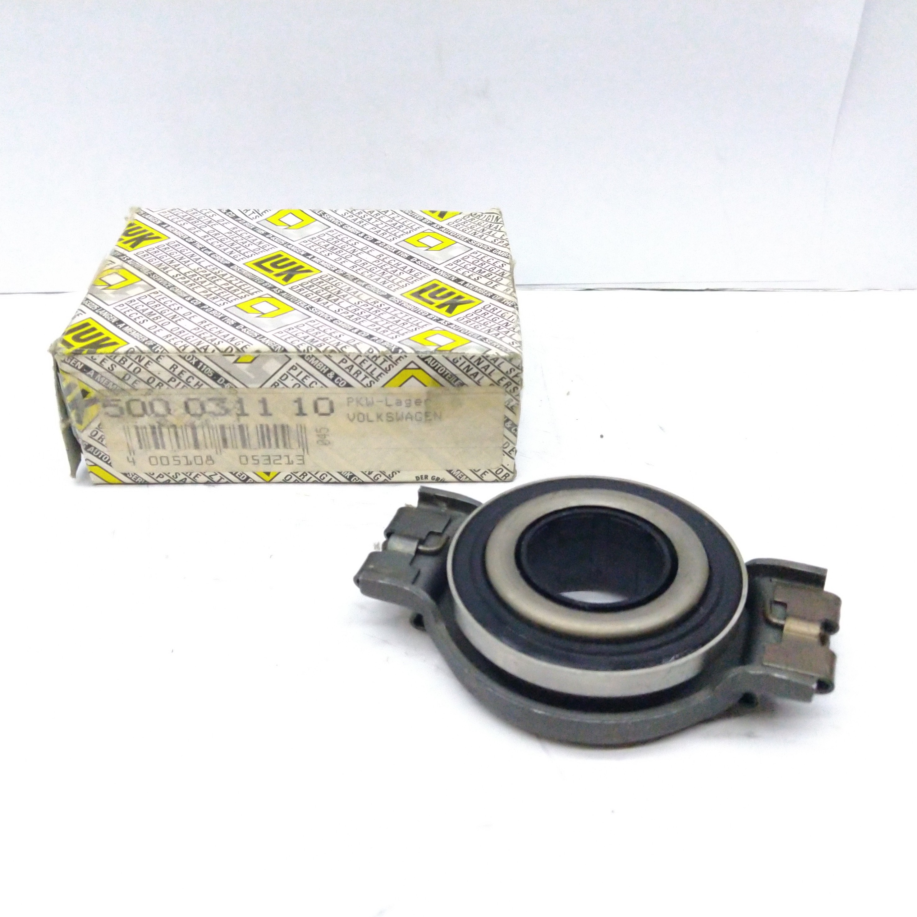 THRUST RELEASE CLUTCH AUDI A2 - VW GOLF - POLO - LUPO LUK FOR 085141165C