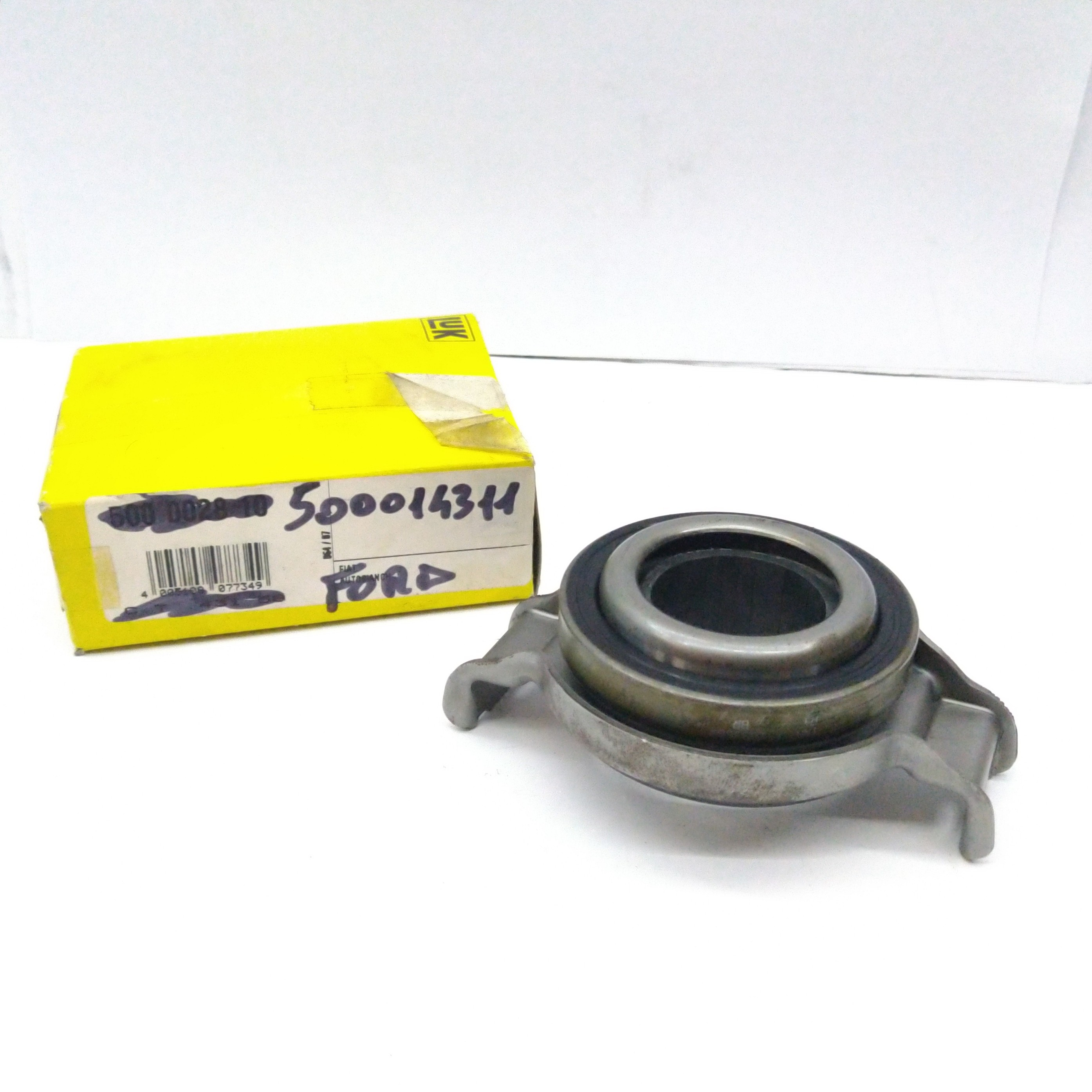 THRUST RELEASE CLUTCH FORD FIESTA - ESCORT - ORION LUK 5027199