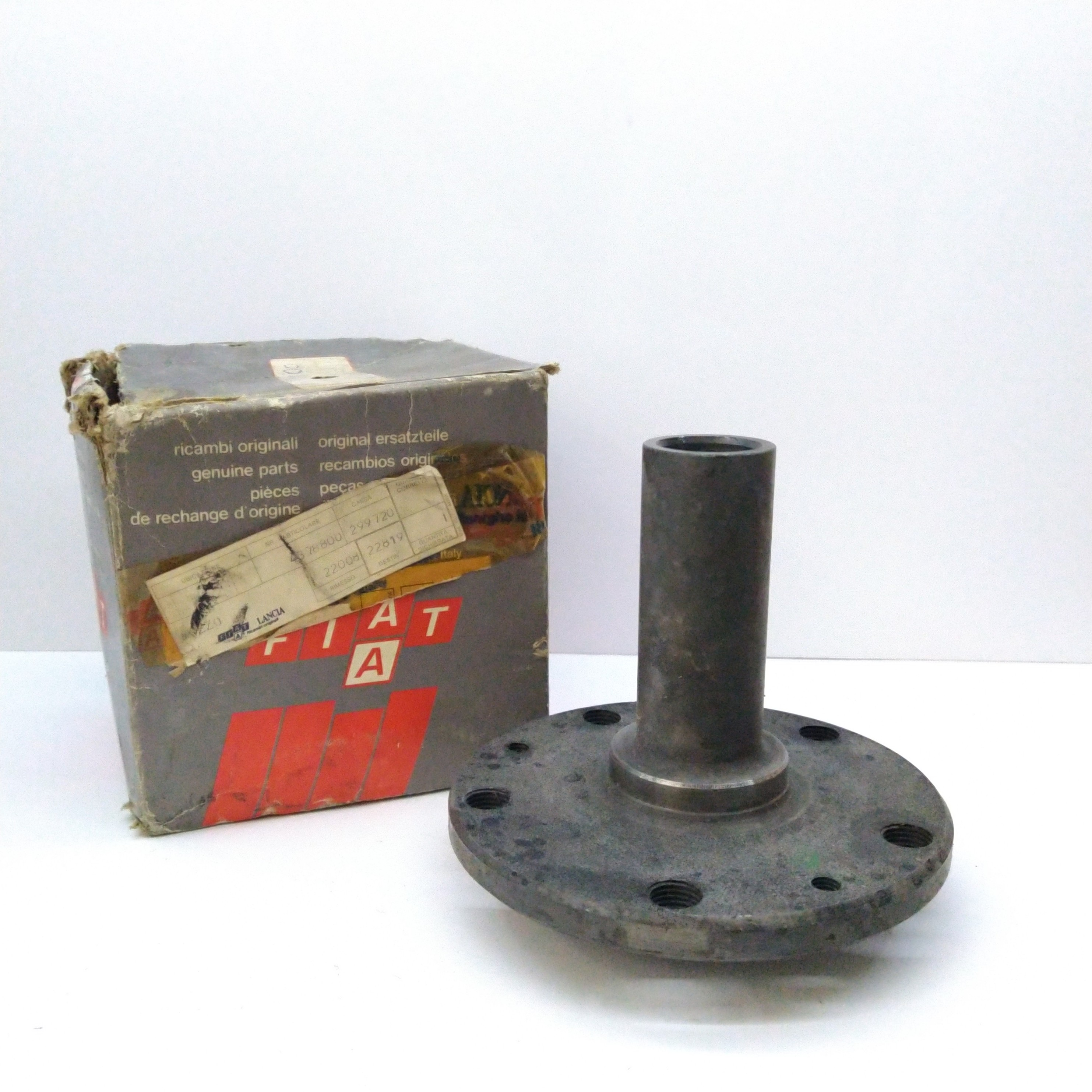 WHEEL HUB FIAT 238B - B1 - AND ORIGINAL 4378800