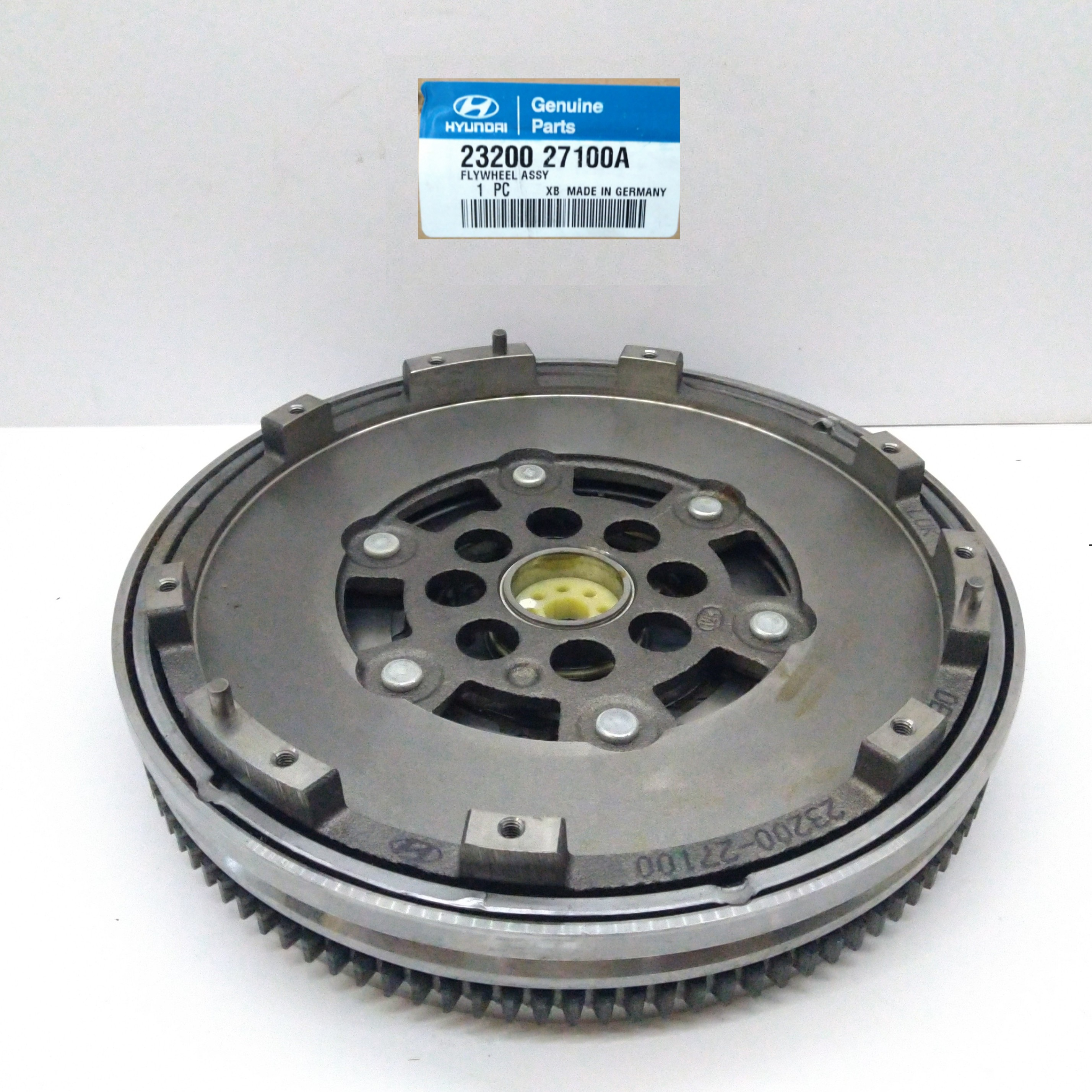 FLYWHEEL GEAR CROWN HYUNDAI SANTA FE '2.0 ORIGINAL 2320027100A
