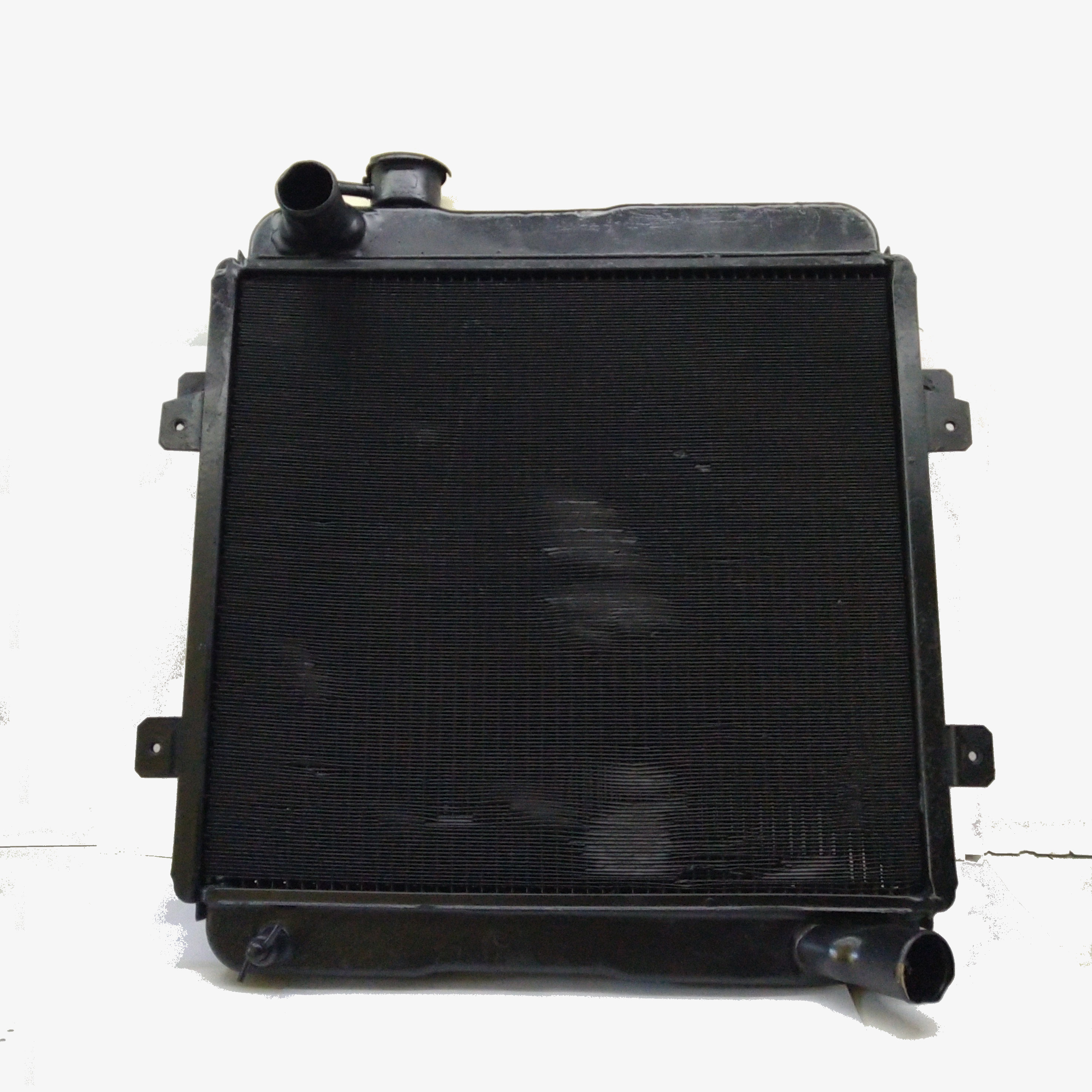RECONDITIONED ENGINE COOLING RADIATOR FIAT 124 SPECIAL FOR 4292592