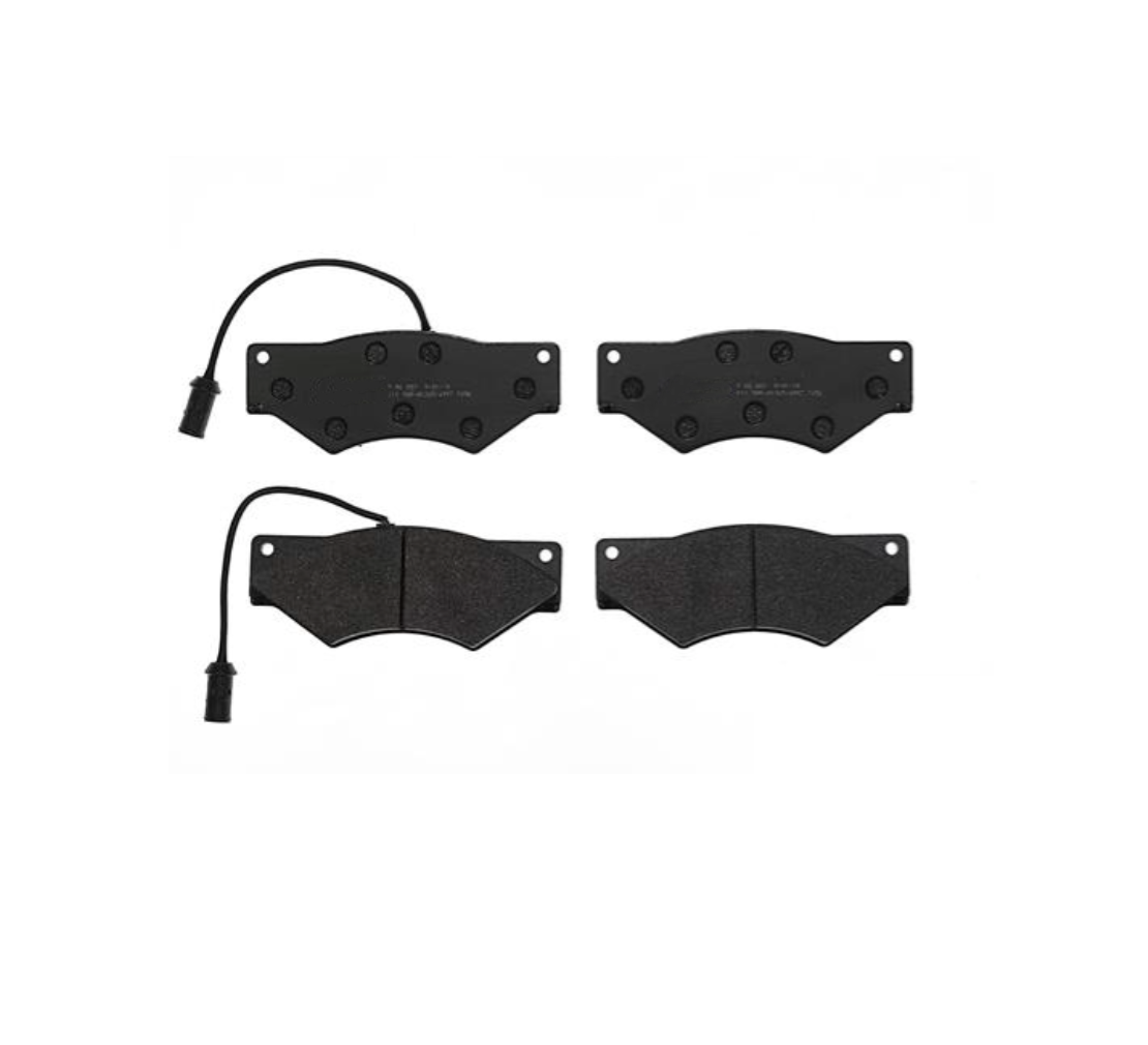 IVECO DAILY TEXTAR FRONT BRAKE PADS SERIES KIT FOR 1906183