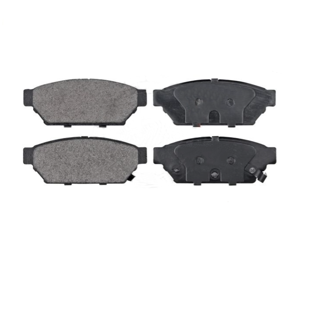 REAR BRAKE PADS SERIES KIT FOR MITSUBISHI CARISMA FERODO FOR MB928314
