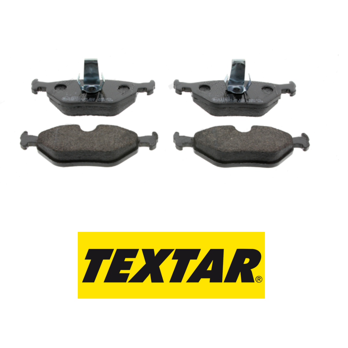 REAR BRAKE PADS KIT BMW 5 TEXTAR 2169117305