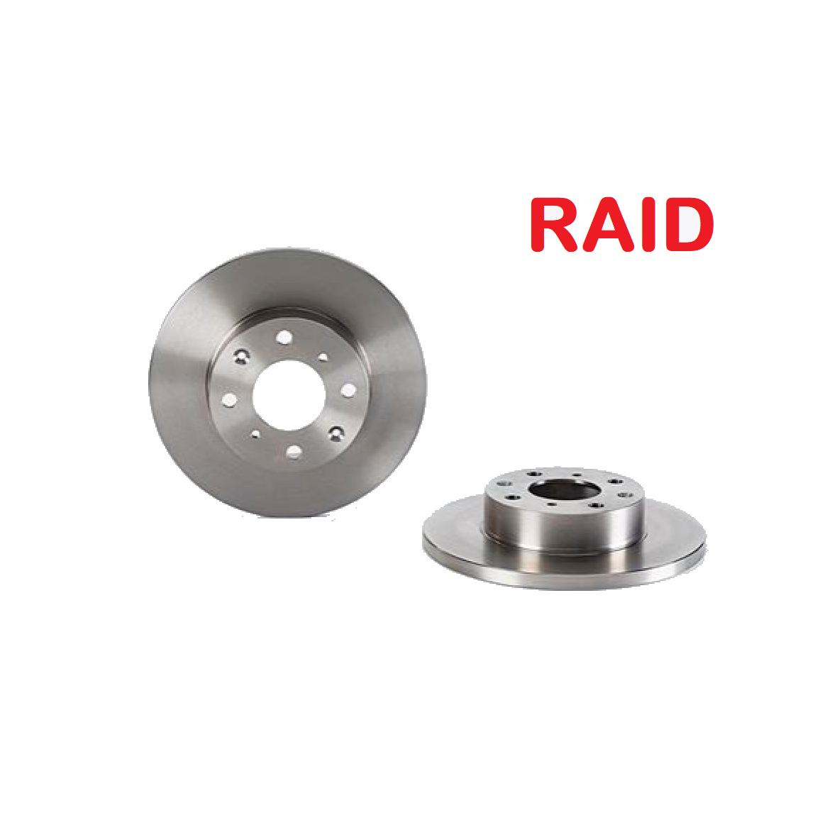 PAIR OF FRONT BRAKE DISCS ROVER 200 - 400 RAID FOR EJP7368