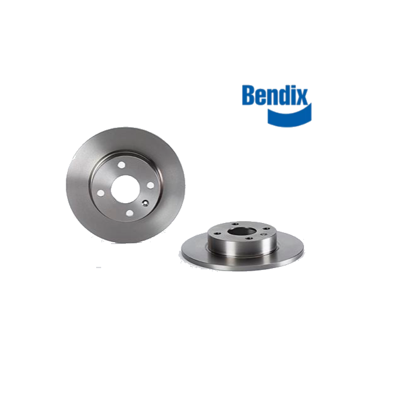 PAIR OF FRONT BRAKE DISCS OPEL CORSA - TIGRA - COMBO BENDIX FOR 9196592