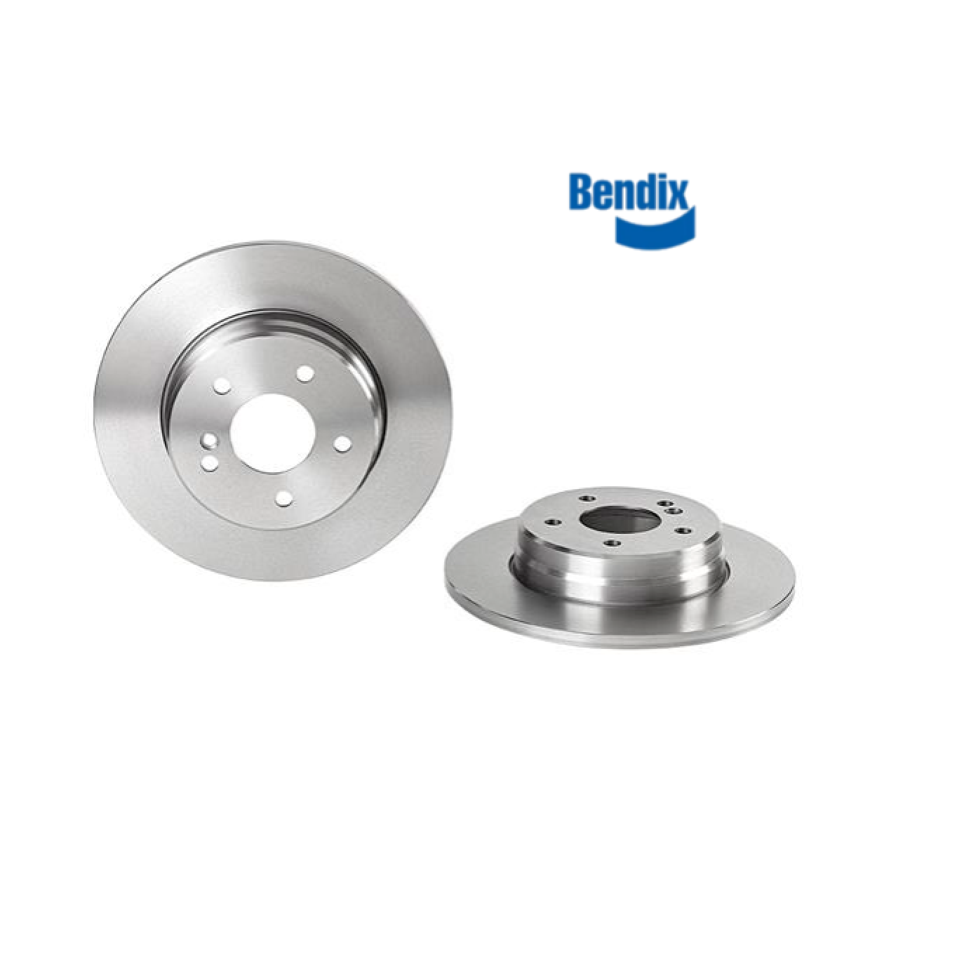 PAIR OF REAR BRAKE DISCS MERCEDES E CLASS T-MODEL BENDIX FOR A2104230512