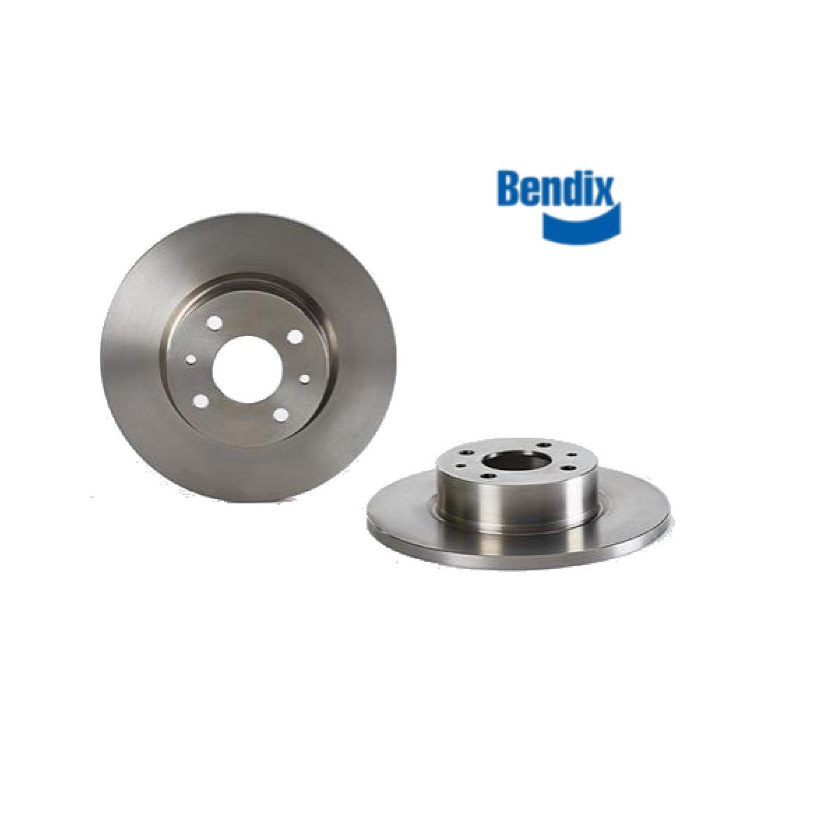 PAIR OF FRONT BRAKE DISCS FIAT CROMA - LANCIA THEMA BENDIX FOR 82387932