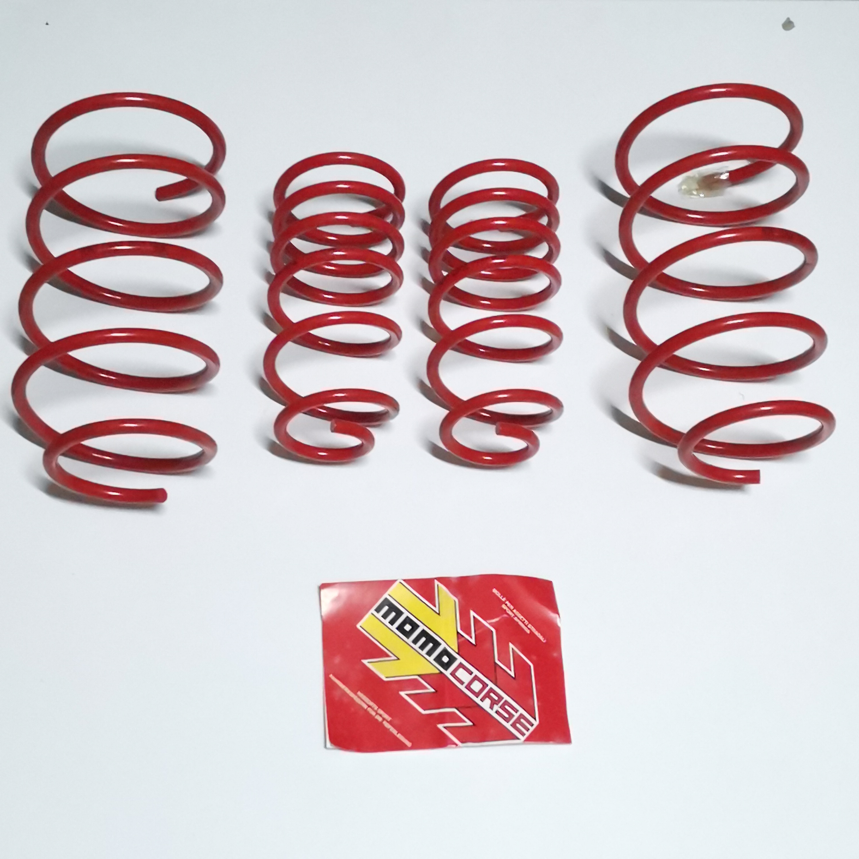 SPRING KIT FRONT AND POST. FIAT BRAVA - BRAVO MOMO CORSE F057