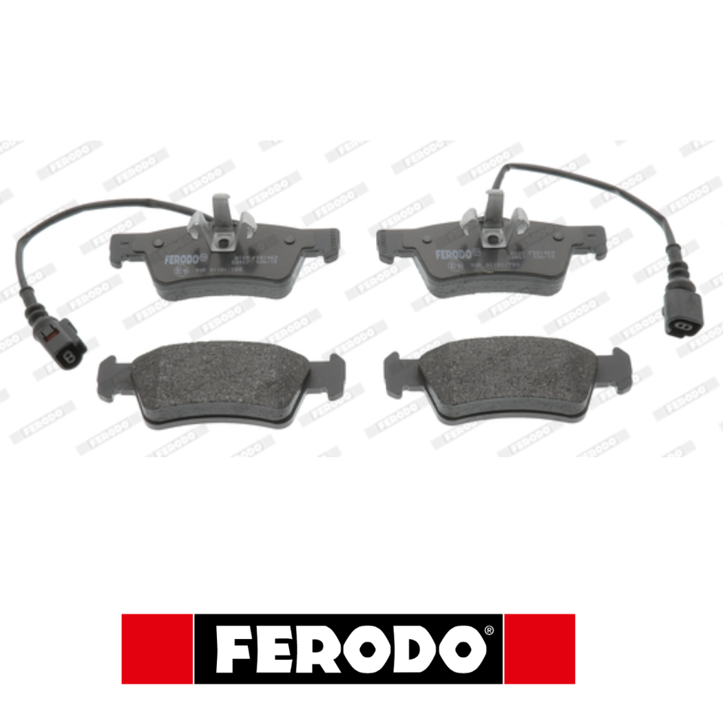 REAR BRAKE PADS SET PORSCHE CAYENNE FERODO FDB1460