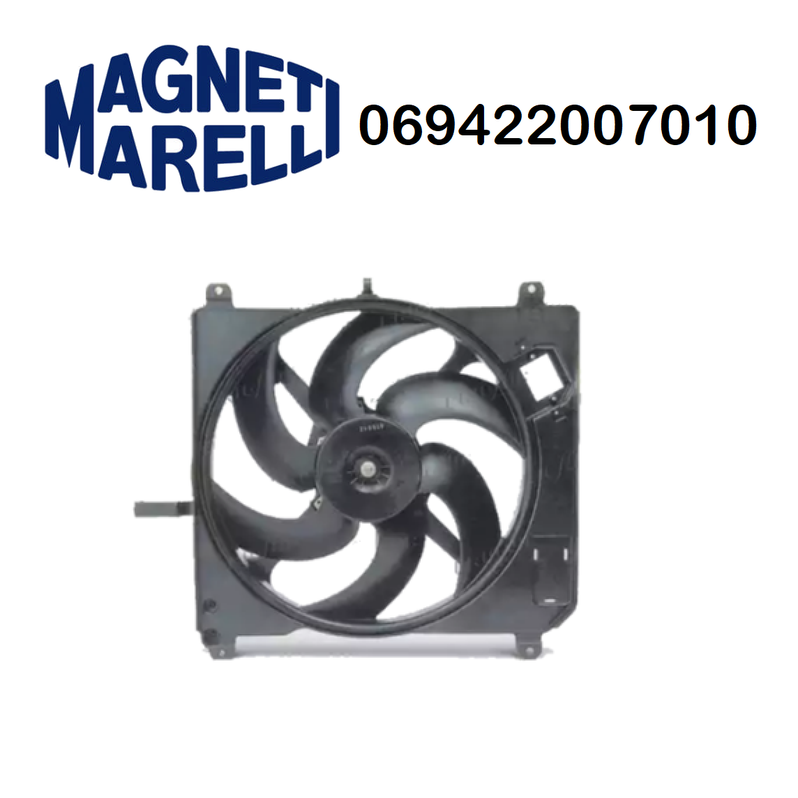 FIAT BRAVA - BRAVO - MAREA MARELLI ENGINE COOLING FAN FOR 46465005