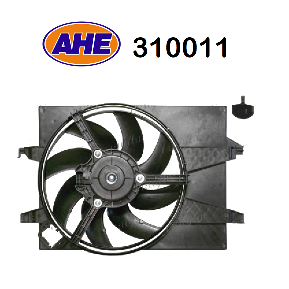 FORD FIESTA - FUSION - MAZDA 2 - 3 AHE ENGINE COOLING FAN FOR 1141508