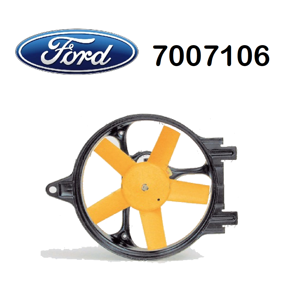 COOLING FAN ENGINE FORD ESCORT - FIESTA - ORIGINAL ORION 7007106