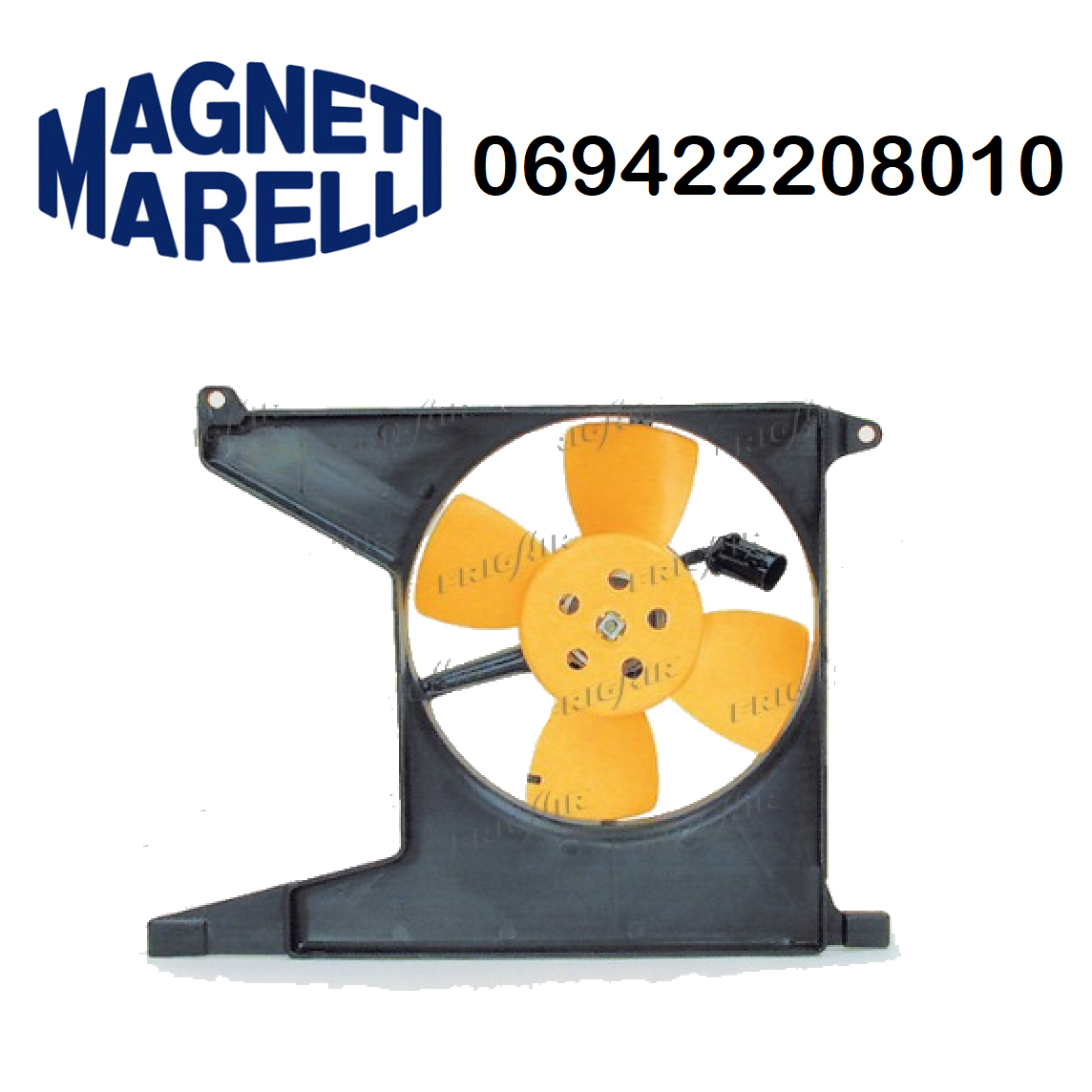 OPEL ASTRA ENGINE COOLING FAN - CORSA - VECTRA MARELLI FOR 1314528