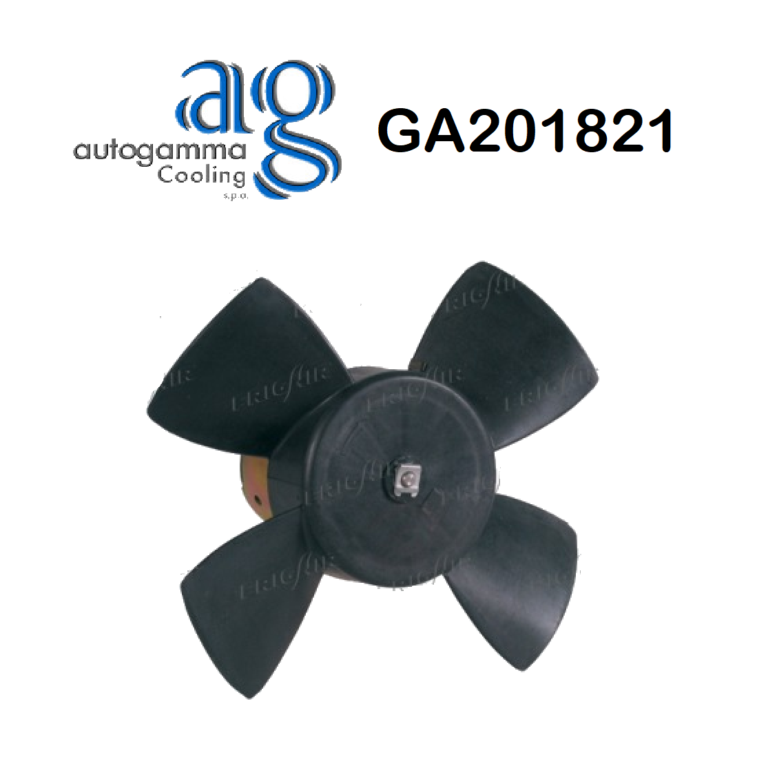 OPEL CORSA ENGINE COOLING FAN AUTOGAMMA FOR 1341244