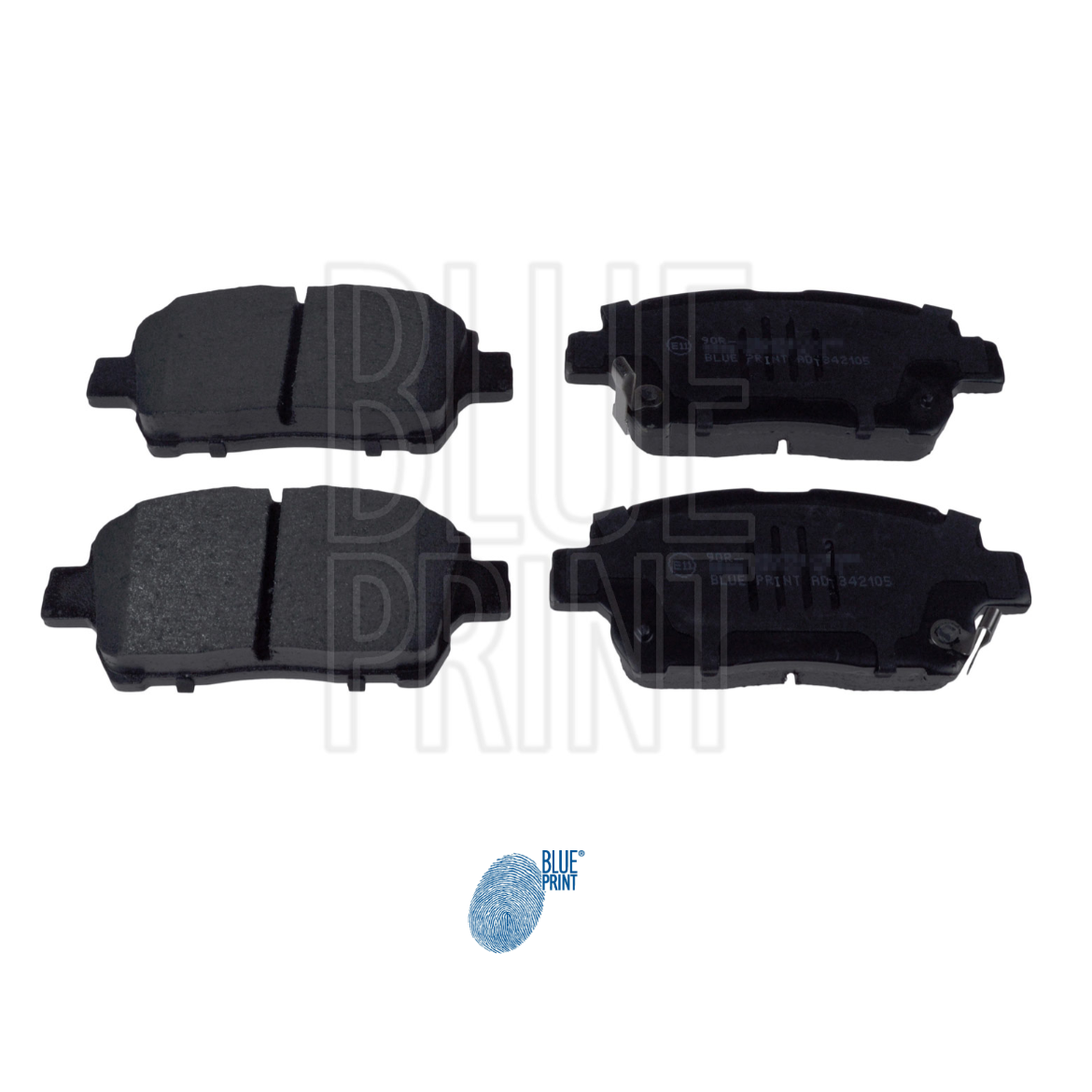 FRONT BRAKE PADS SERIES KIT TOYOTA COROLLA - YARIS BLUEPRINT ADT342105