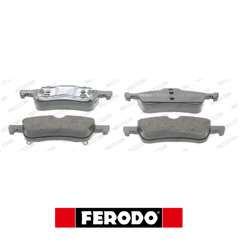MINI COOPER FERODO FDB1500 REAR BRAKE PADS SERIES KIT