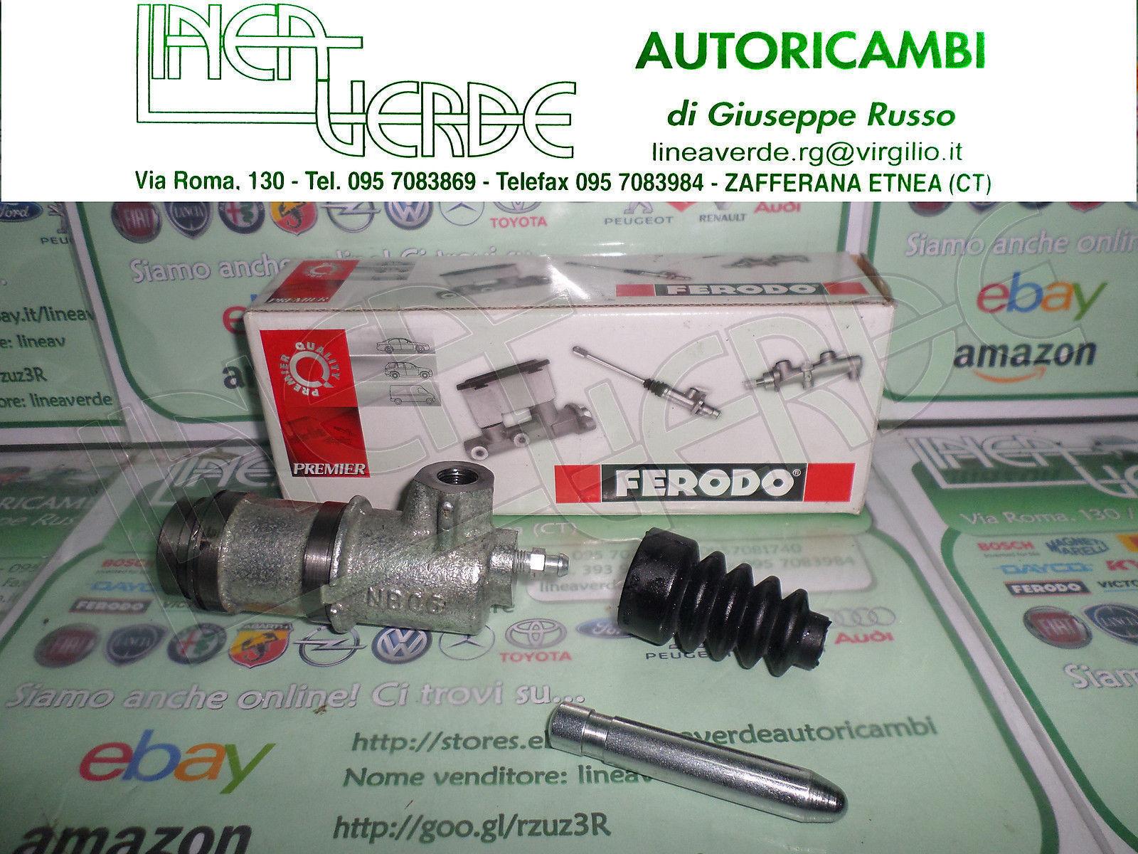 CILINDRO FRIZIONE ALFAROMEO//FIAT//LANCIA FHC 6001