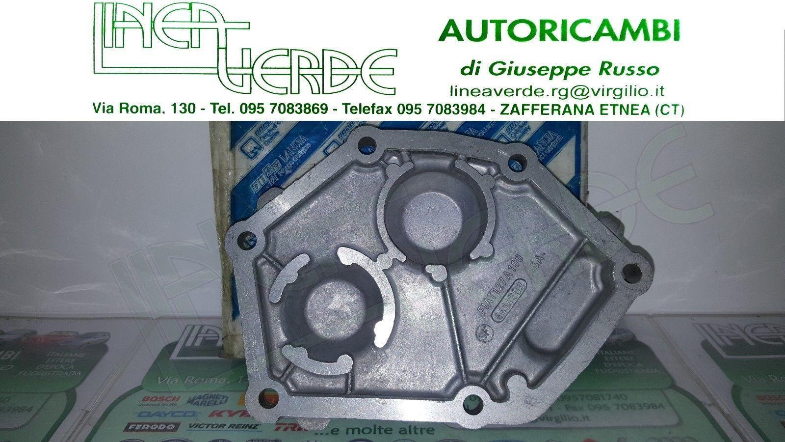 Cover Box Gear 4414203 For Fiat Panda 127 Autobianchi A112 Ebay Fuse In Auto
