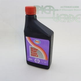 OIL, BRAKE FLUID DOT 3 SYNTHETIC IT 0,5 LT