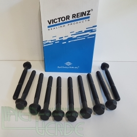BOLT KIT, ENGINE FIRE VICTOR REINZ FOR 5942261 FIAT-ALFA ROMEO-LANCIA