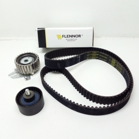 DISTRIBUTION KIT FLENNOR F904358V FOR 71736725 ALPHA 145-146-155-156 - FIAT STILO
