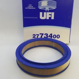 AIR FILTER UFI AUTOBIANCHI A 112 ABARTH - FIAT PANDA FOR 4242480 - 4434896