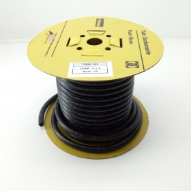 TUBE, FUEL, 4 mm X 9 mm - 1 METER TBSE300 CF GOMMA