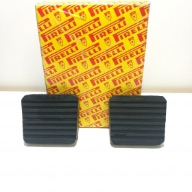 PAIR COVER PEDAL PIRELLI 12234 AUDI - VOLKSWAGEN FOR 823721173