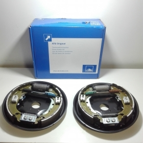 BRAKE KIT COMPLETE ATE FC180101 FOR FIAT BRAVA/O - POINT - HARDENING - NO ABS