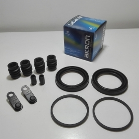 KIT GOMMINE PINZA FRENI ANTERIORE FIAT IDEA - STILO - LANCIA MUSA PER 77362746