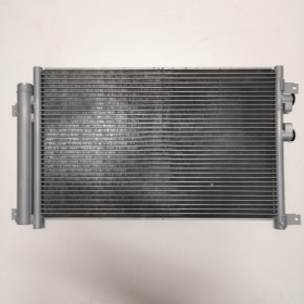 CONDENSER, AIR CONDITIONING STATION WAGON-ALFA ROMEO 147 FOR 46814850
