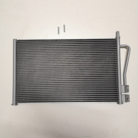 CONDENSER, AIR CONDITIONING NRF MAZDA 2 - FORD FIESTA - FUSION FOR 1142771