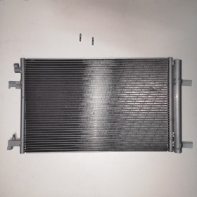 CONDENSER, AIR CONDITIONING STATION WAGON-OPEL - CHEVROLET 1850135