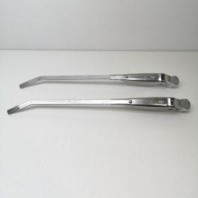 TORQUE ARMS, CHROME WIPER FRONT FIAT 500 F / L / R - 850
