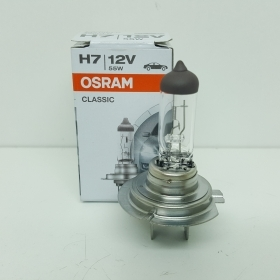 HALOGEN LAMP H7 12V 55W OSRAM 64210CLC HEADLIGHT