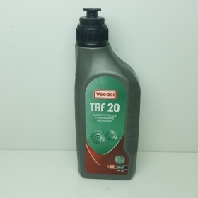 SYNTHETIC OIL MECHANICAL TRANSMISSION VEEDOL TAF 20 75W-90 GL4