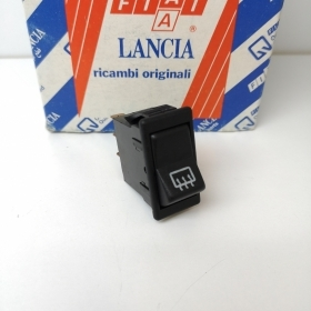 SWITCH BUTTON SCALDALUNOTTO FIAT PANDA 30 - 45 ORIGINAL 5971068