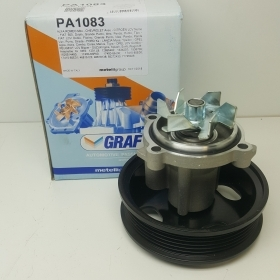 WATER PUMP GRAF ALFA MITO - FIAT 500 - IDEA - LANCIA MUSA 1.3 MJTD FOR 46819138