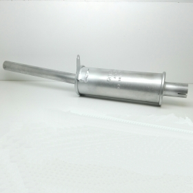 REAR SILENCER IMASAF 451307 LANCIA FULVIA COUPE' FOR 81815267
