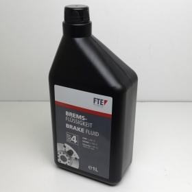 BRAKE OIL DOT 4 FTE - FAG, 1 LITRE DOT41LTR