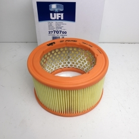 AIR FILTER UFI 2770700 FIAT 600D FOR 4371576